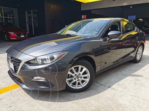 Mazda 3 Sedan i Touring Aut usado (2016) color Gris Meteoro precio $204,000
