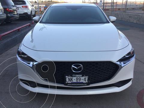 Mazda 3 Sedan i Sport usado (2019) color Blanco precio $320,000