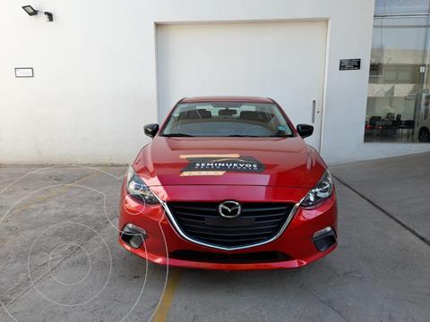 Mazda 3 Sedan i 2.0L Touring Aut usado (2015) color Rojo precio $218,500