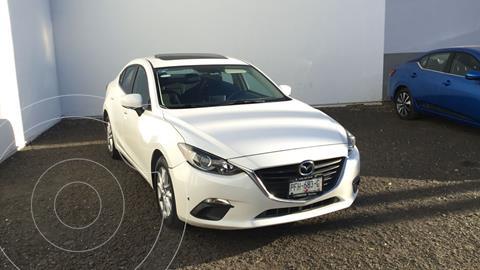 Mazda 3 Sedan i 2.0L Touring Aut usado (2015) color Blanco precio $200,000