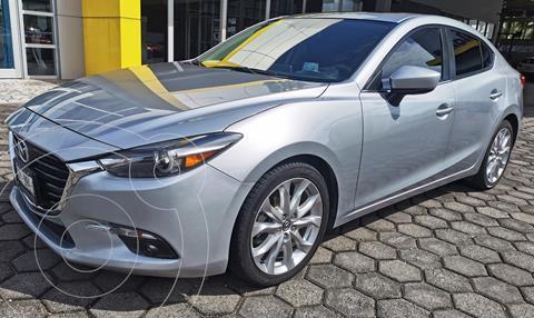 Mazda 3 Sedan s Grand Touring Aut usado (2017) color Blanco Perla precio $285,000