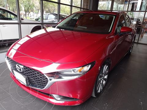 Mazda 3 Sedan i Sport usado (2020) color Rojo precio $360,000