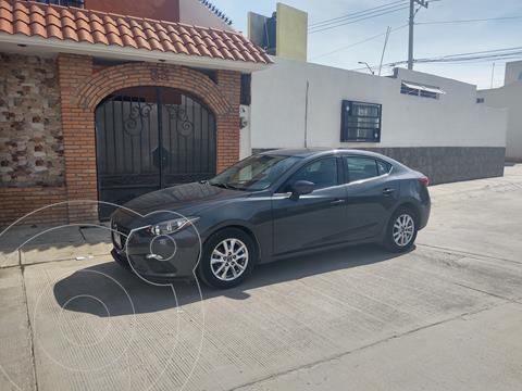 Mazda 3 Sedan i Touring usado (2016) color Plata precio $185,000
