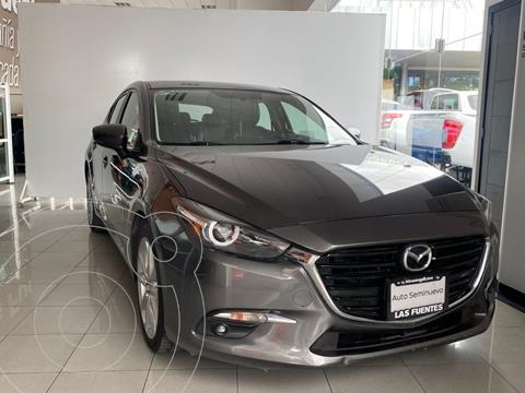 Mazda 3 Sedan s Grand Touring Aut usado (2018) color Gris precio $310,000