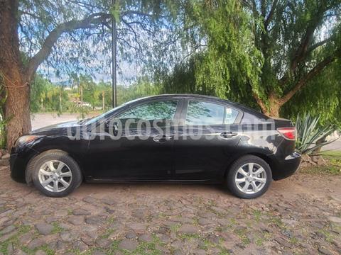 Mazda 3 Sedan i Touring Aut usado (2011) color Negro precio $120,000