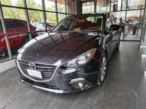 Mazda 3 Sedan s usado (2016) color Negro precio $199,000