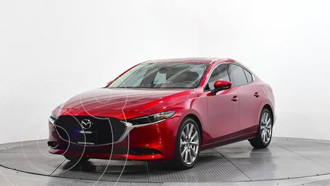 Mazda 3 Sedan i Grand Touring Aut usado (2020) color Rojo precio $387,310