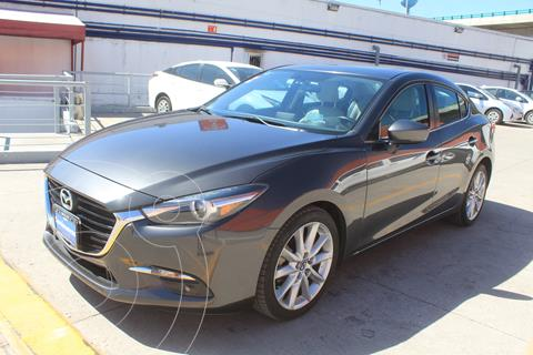 Mazda 3 Sedan i Grand Touring Aut usado (2017) color Gris Titanio precio $279,000