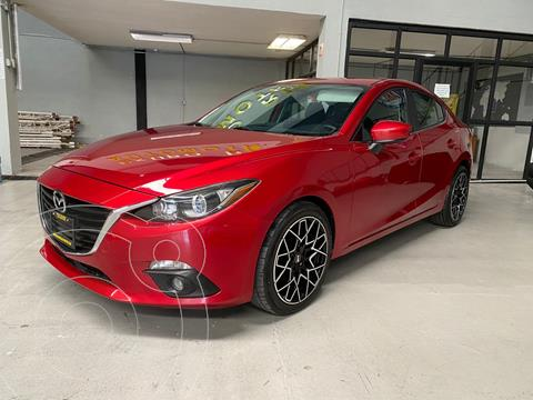 Mazda 3 Sedan i Touring usado (2016) color Rojo precio $235,000