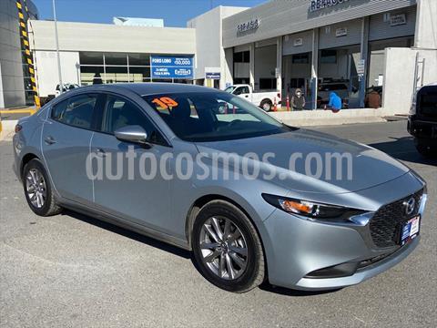 Mazda 3 Sedan i Aut usado (2019) color Plata precio $280,000