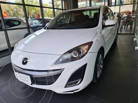 Mazda 3 Sedan s Aut usado (2011) color Blanco precio $129,000
