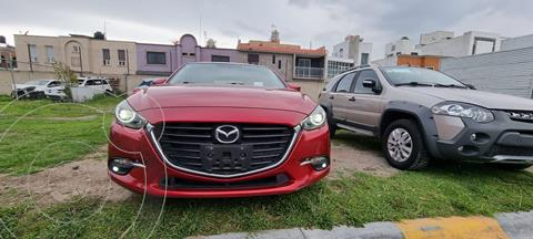 Mazda 3 Sedan s Grand Touring Aut usado (2017) color Rojo precio $259,000