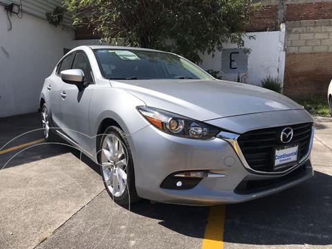 Mazda 3 Sedan i 2.0L Touring Aut usado (2018) color Plata Dorado precio $299,000