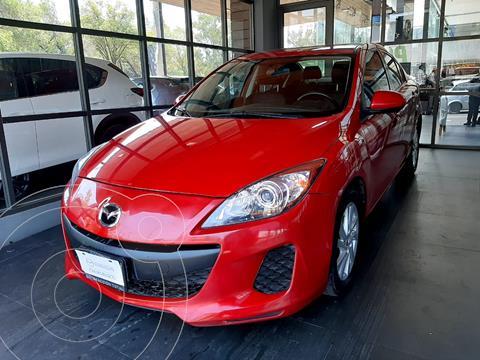 Mazda 3 Sedan i Touring usado (2013) color Rojo Fugaz precio $127,000