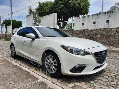 Mazda 3 Sedan i Touring usado (2015) color Blanco precio $210,000