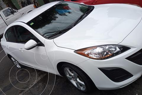 Mazda 3 Sedan s Aut usado (2010) color Blanco precio $114,000
