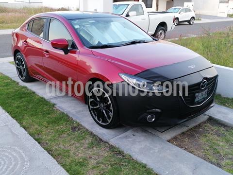 Mazda 3 Sedan i Touring usado (2015) color Rojo precio $189,000