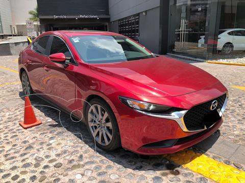 Mazda 3 Sedan i Sport usado (2020) color Rojo precio $340,000