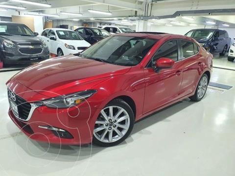 Mazda 3 Sedan s Grand Touring Aut usado (2017) color Rojo Cobrizo precio $289,100