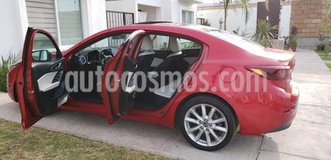 Mazda 3 Sedan i Touring usado (2018) color Rojo precio $285,000