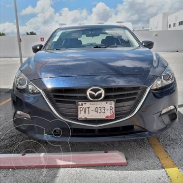 Mazda 3 Sedan i Touring Aut usado (2016) color Azul precio $249,000