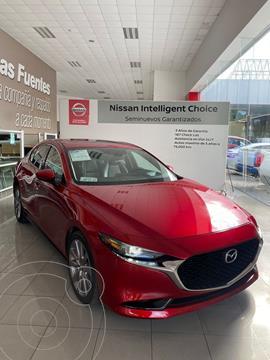 Mazda 3 Sedan i Grand Touring Aut usado (2020) color Rojo precio $396,500