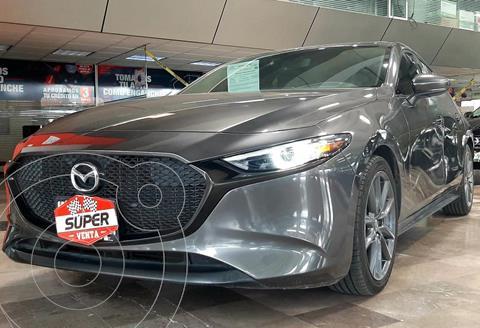 Mazda 3 Sedan i Aut usado (2019) color Gris precio $379,000