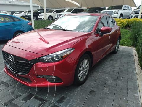 Mazda 3 Sedan i Touring usado (2018) color Rojo precio $280,000
