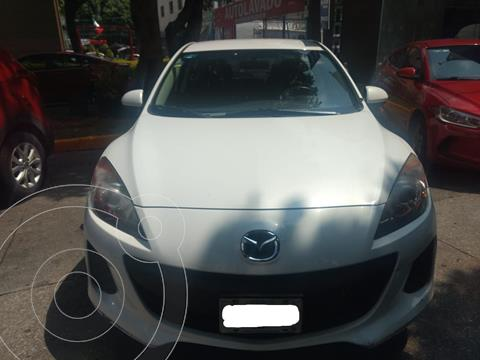 Mazda 3 Sedan i 2.0L Touring Aut usado (2012) color Blanco precio $129,000
