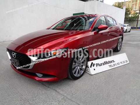 Mazda 3 Sedan i Sport usado (2019) color Rojo precio $299,000