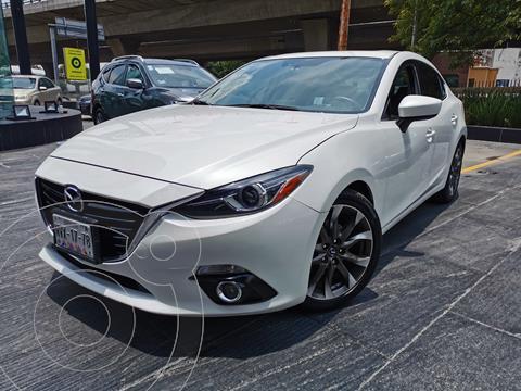 Mazda 3 Sedan s Grand Touring Aut usado (2016) color Blanco Perla precio $245,000