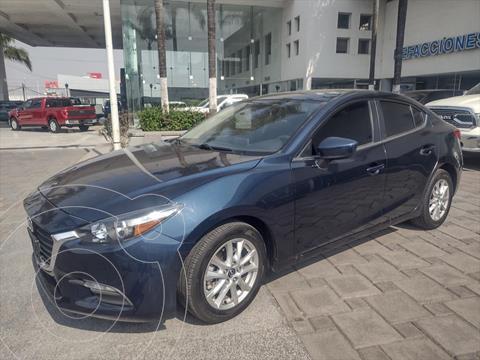Mazda 3 Sedan i Aut usado (2018) color Azul Marino precio $260,000