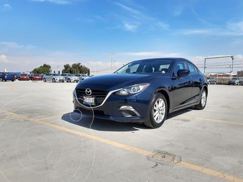 Mazda 3 Sedan i 2.0L Touring Aut usado (2016) color Azul Acero precio $204,900