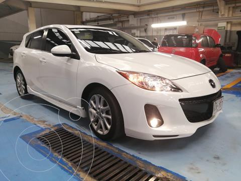 Mazda 3 Sedan i 2.0L Touring Aut usado (2013) color Blanco precio $185,000