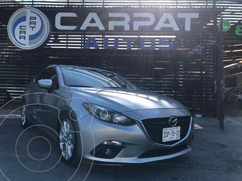 Mazda 3 Sedan i Touring usado (2015) color Gris precio $219,000