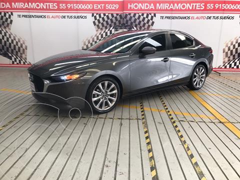 Mazda 3 Sedan i Sport usado (2019) color Gris Titanio financiado en mensualidades(enganche $80,000 mensualidades desde $7,440)
