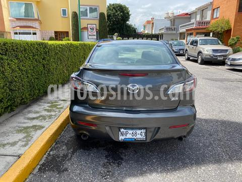 Mazda 3 Sedan i usado (2010) color Gris Metropolitano precio $110,000