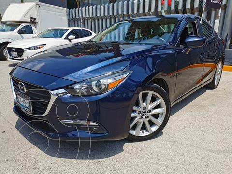 Mazda 3 Sedan I Sport Aut usado (2018) color Azul Marino precio $275,000