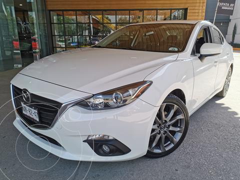 Mazda 3 Sedan s Aut usado (2016) color Blanco Perla precio $250,000