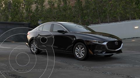 Mazda 3 Sedan i nuevo color Gris Titanio financiado en mensualidades(enganche $76,588 mensualidades desde $6,359)