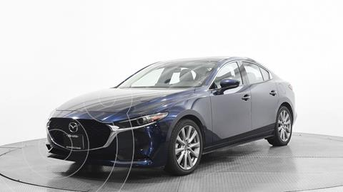 foto Mazda 3 Sedán i Grand Touring Aut usado (2019) color Azul precio $366,200