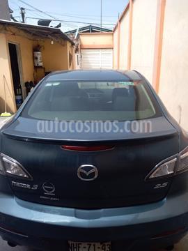 Mazda 3 Sedan i Touring usado (2010) color Azul precio $105,000