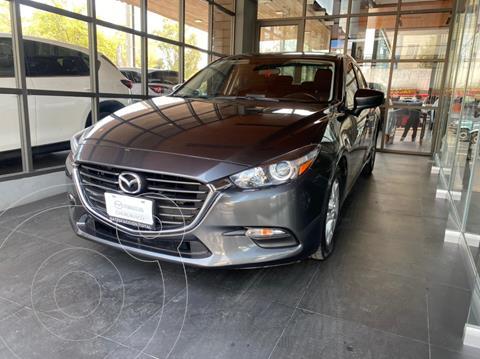 Mazda 3 Sedan i Touring Aut usado (2018) color Gris Titanio precio $256,000