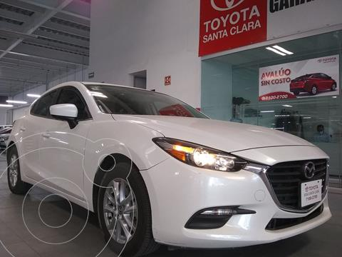 Mazda 3 Sedan i Touring usado (2017) color Blanco precio $260,000