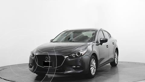 foto Mazda 3 Sedán i Touring Aut usado (2017) color Gris precio $276,200