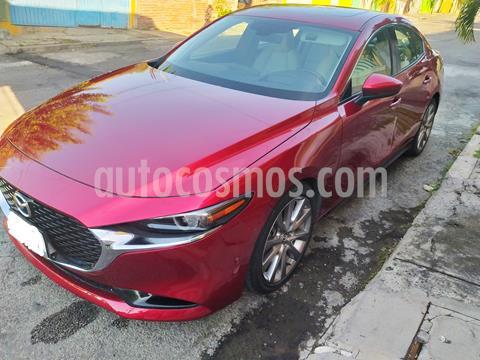 Mazda 3 Sedan i Grand Touring Aut usado (2019) color Rojo precio $300,000