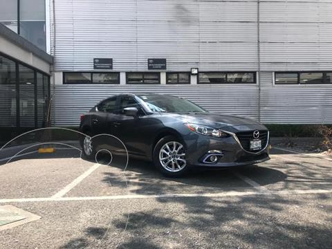 Mazda 3 Sedan i usado (2016) color Gris precio $195,000