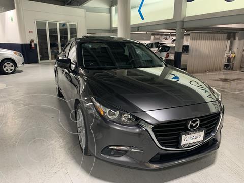 Mazda 3 Sedan i 2.0L Touring Aut usado (2017) color Plata Dorado precio $264,000