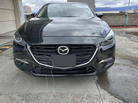 Mazda 3 Sedan s Grand Touring Aut usado (2018) color Negro precio $295,000