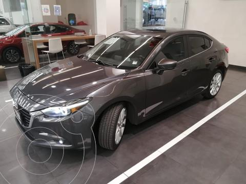 Mazda 3 Sedan i 2.0L Touring Aut usado (2017) color Gris Oscuro precio $270,000